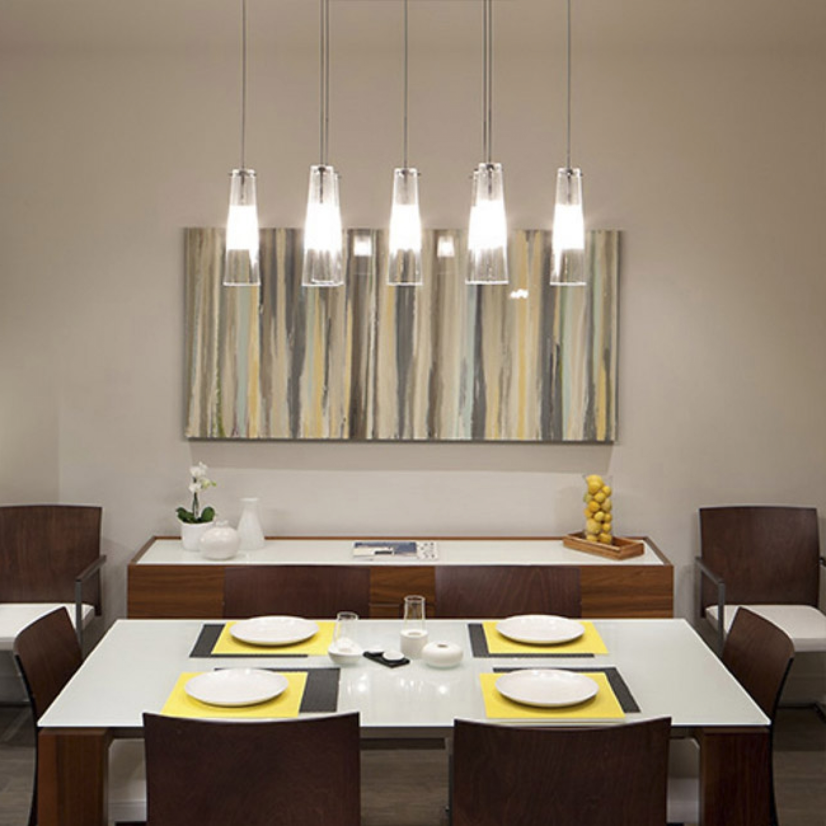 Most Up To Date Image 9104 From Post: Kitchen Table Lighting – With Above Also Pertaining To Over Dining Tables Lighting (View 14 of 25)