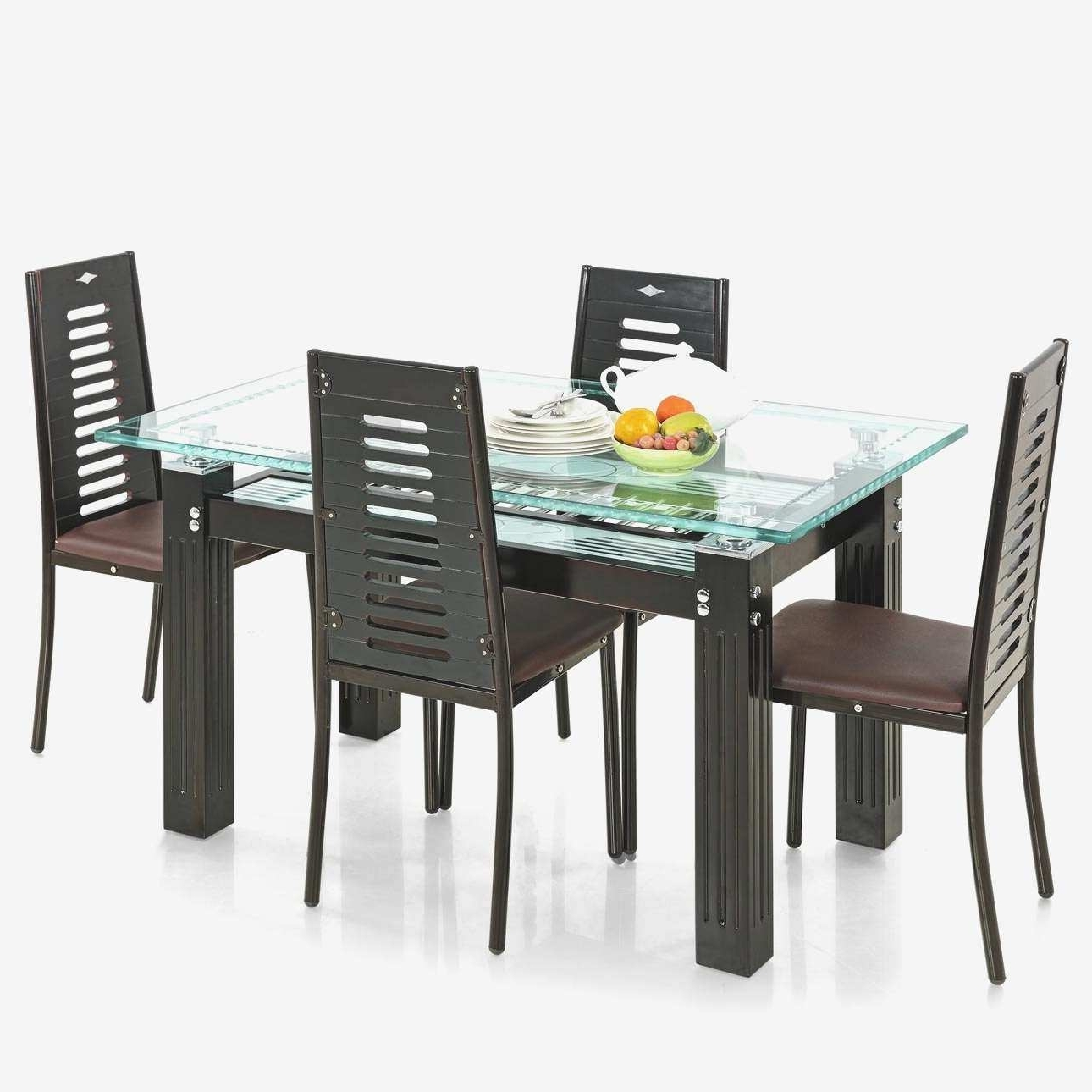 Most Up To Date Indian Dining Tables And Chairs Intended For Indian Dining Room Furniture New Dining Tables 6 Seater Dining Table (View 16 of 25)
