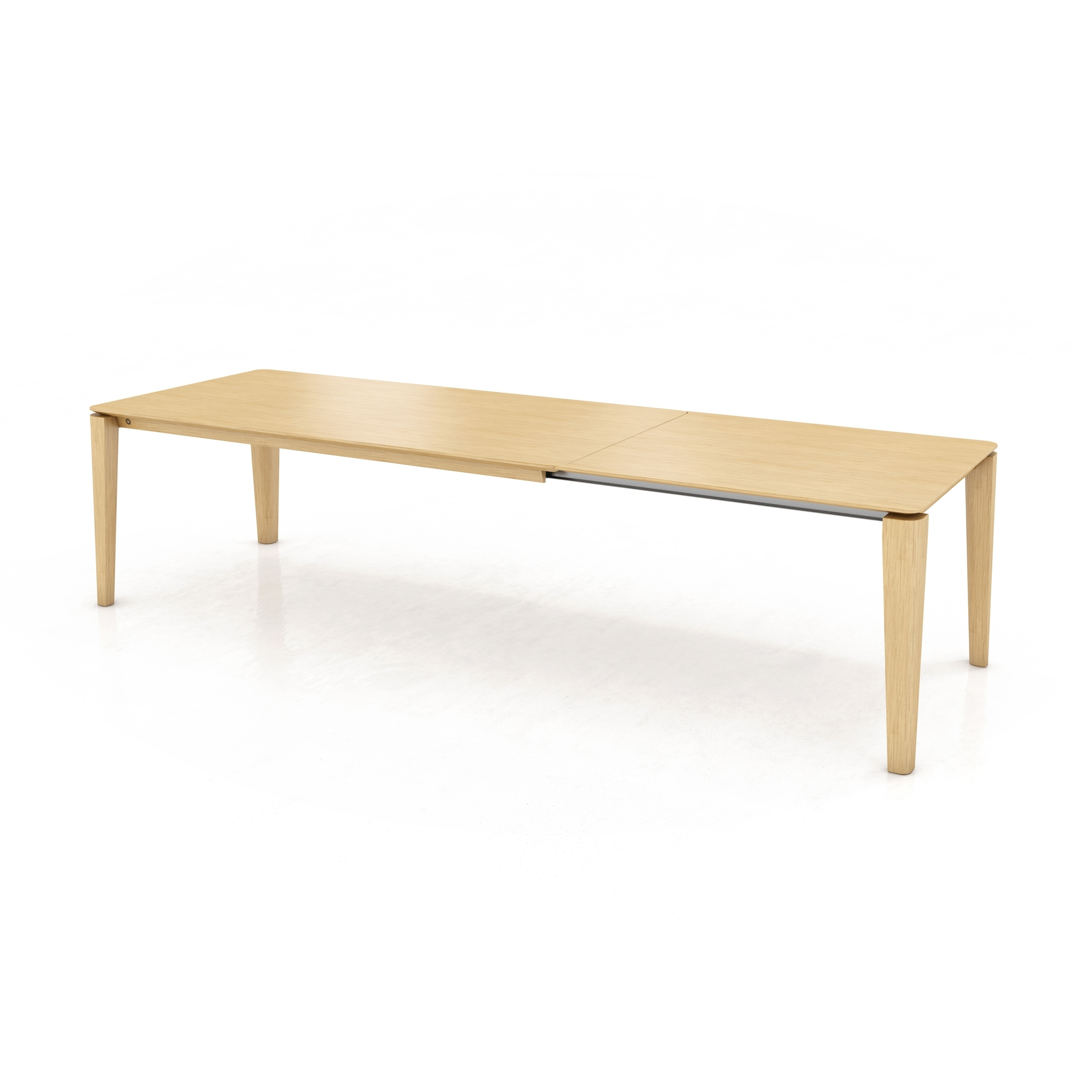 Most Up To Date Laurent Rectangle Dining Tables In Stanford 200 Extendable Dining Table – Aflair For Home (View 18 of 25)