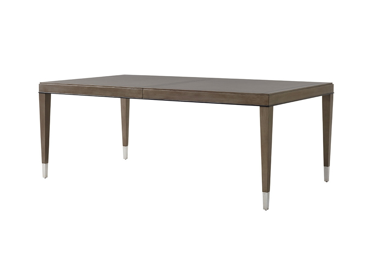 Most Up To Date Lexington Ariana Chateau Extendable Dining Table (View 18 of 25)