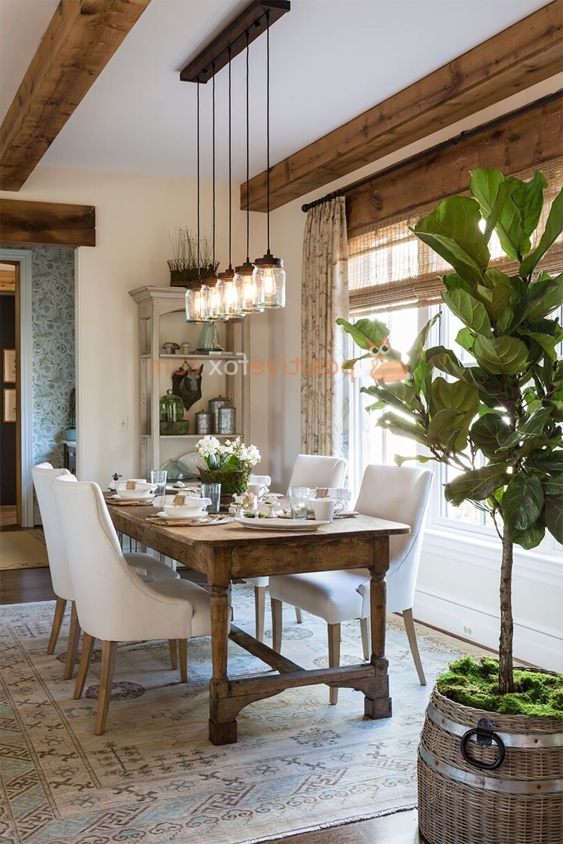 Most Up To Date Lights Over Dining Tables Regarding Kitchen Lighting Ideas – Best Kitchen Lightning Ideas With Photos (View 21 of 25)