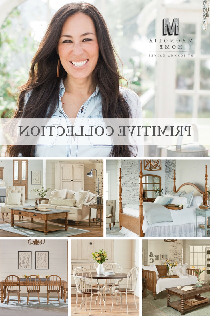 Most Up To Date Magnolia Home Preview: Primitive Collection (View 16 of 25)