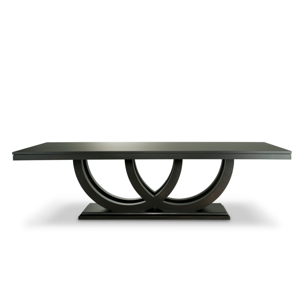 Most Up To Date Metro Dining Tables Regarding Double Metro Dining Table (View 21 of 25)