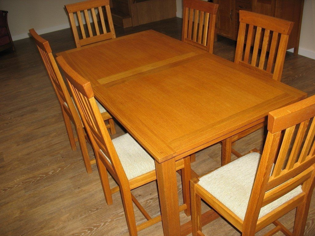Featured Photo of Oak Dining Suite