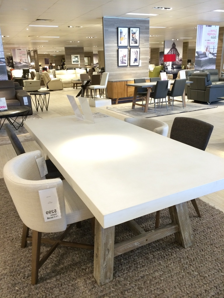 Most Up To Date View Topic – Summit Build In The South West – The Dining Table For Cooper Dining Tables (View 20 of 25)