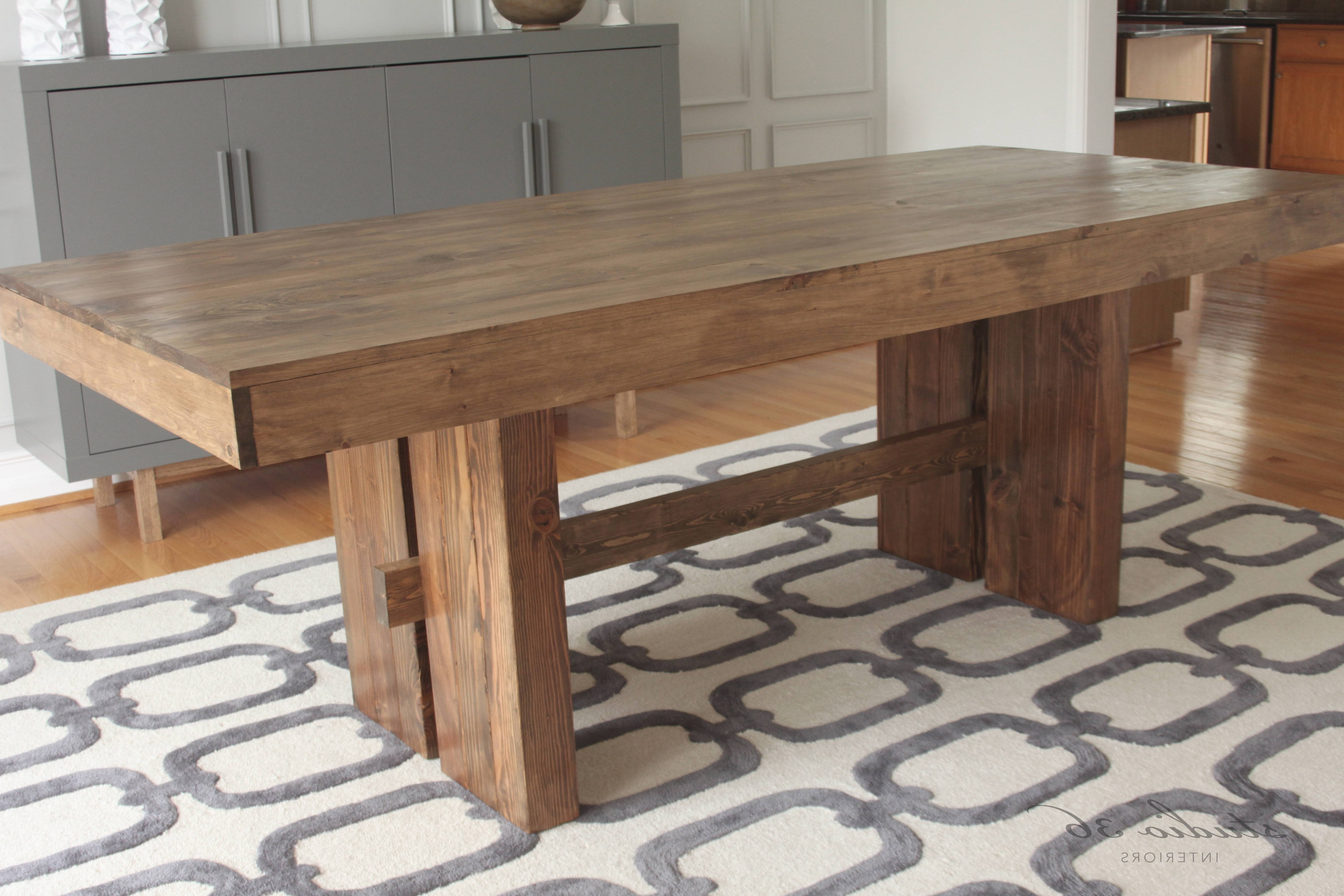 Narrow Extendable Dining Table Best Smart Solid Wood Dining Table within Preferred Small Extendable Dining Table Sets