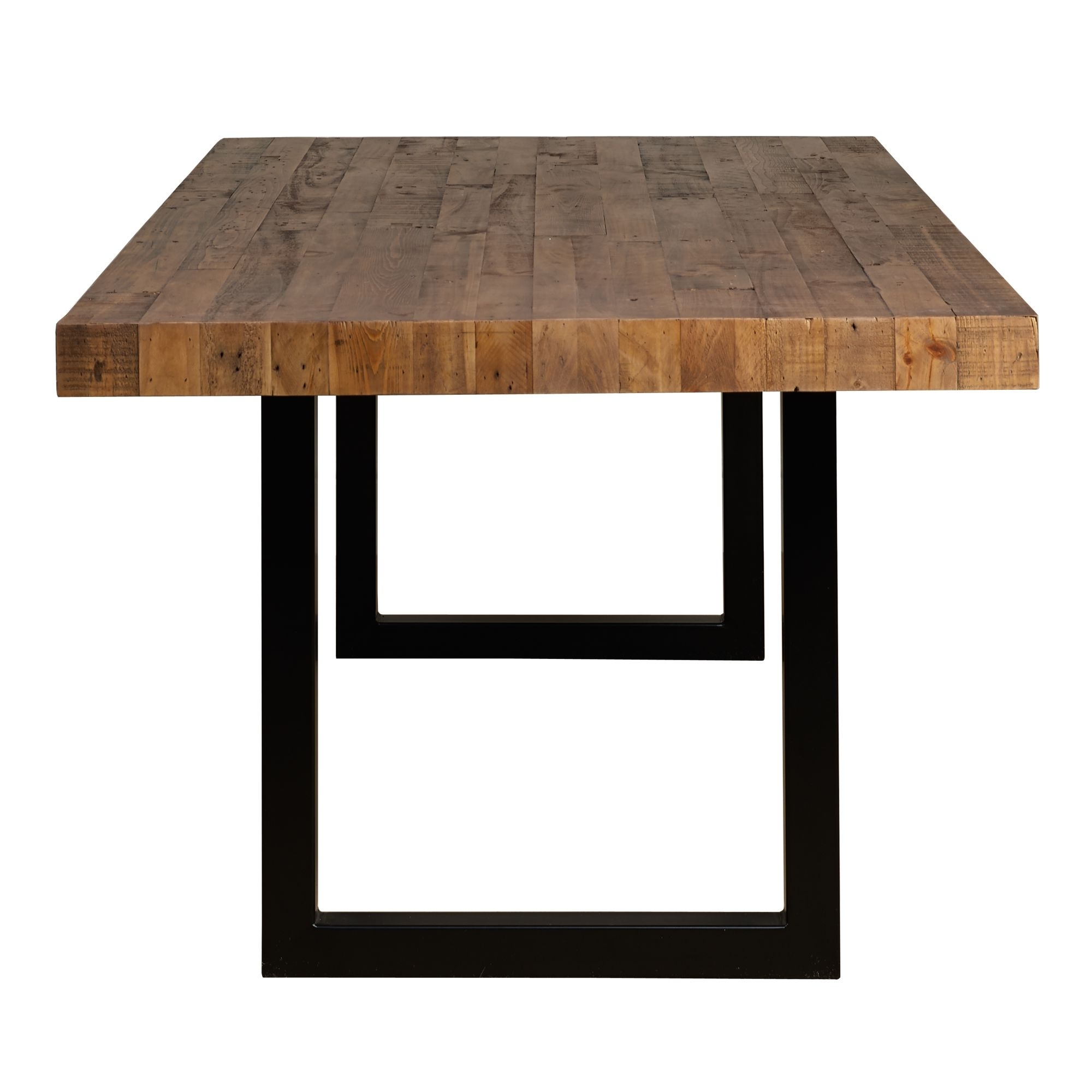 New York Dining Tables In 2017 Mark Webster New York Fixed Top Dining Table With Metal Legs 180Cm (View 11 of 25)