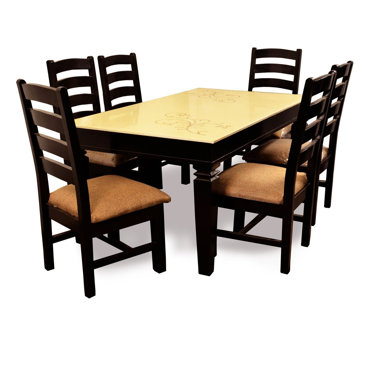 Newest 6 Seater Dining Tables Pertaining To 6 Seater Dining Table, Six Seater Dining Table, Stylish Dining Table (Gallery 1 of 25)