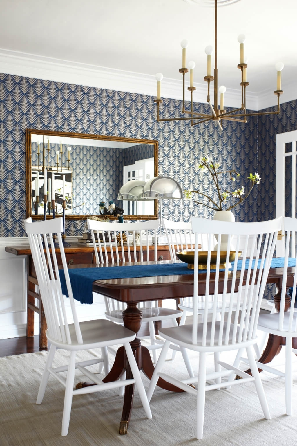 Newest A Roundup Of 126 Dining Tables For Every Style And Space – Emily Throughout Market 6 Piece Dining Sets With Host And Side Chairs (View 16 of 25)