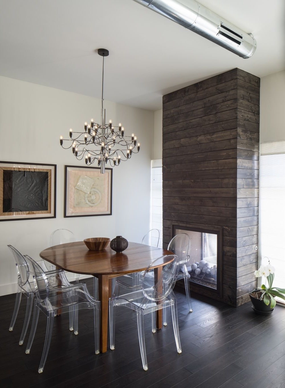 Newest Clear Plastic Dining Tables With Ghost Chairs With Dining Table — Jherievans (Gallery 8 of 25)