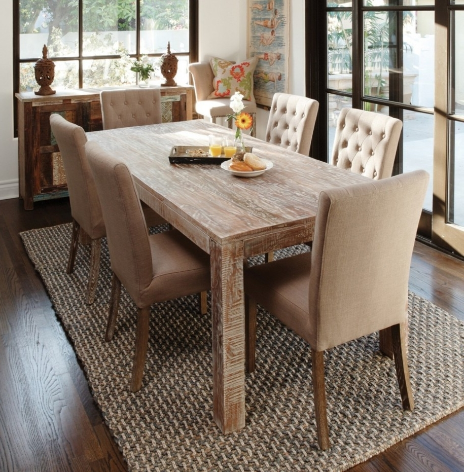 Newest Cream And Wood Dining Tables With Cream And Wood Kitchen Table And Chairs (View 10 of 25)