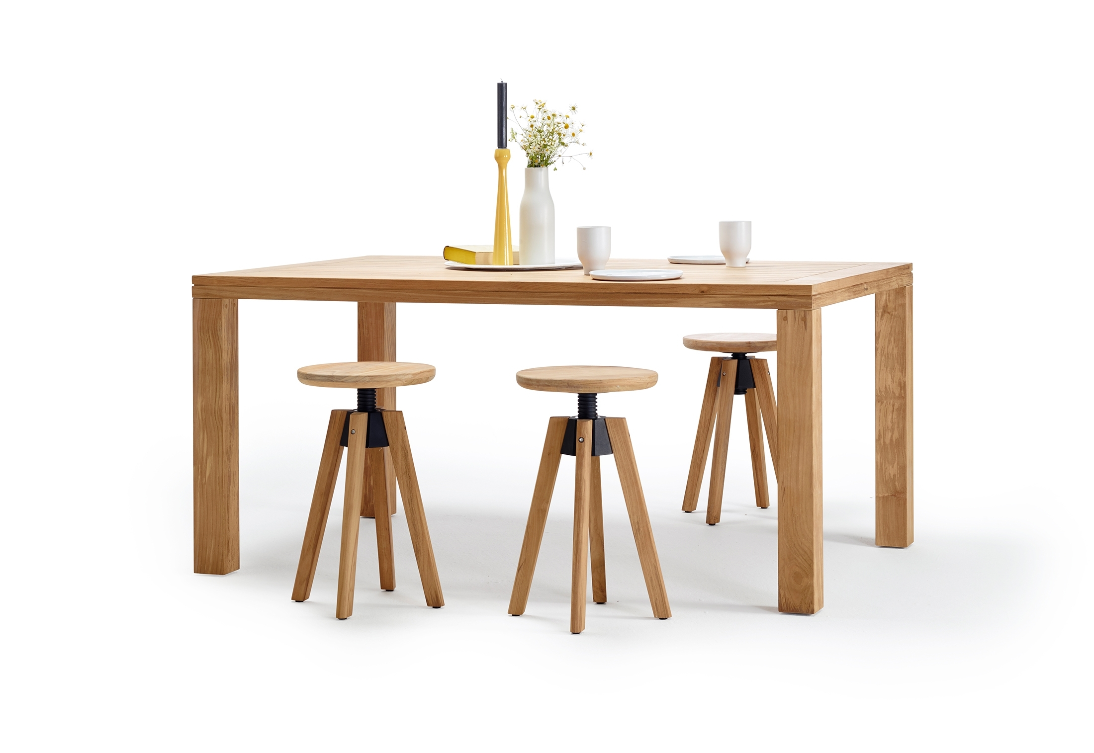 Newest Cube Dining Tables Intended For Cube Dining Tablesolpuri (Gallery 16 of 25)