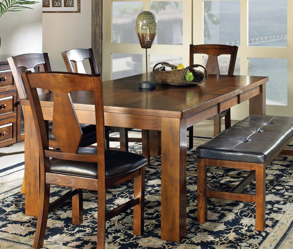 Newest Dinning Room. 6 Piece Dining Room Sets – Home Design 2019 Pertaining To Patterson 6 Piece Dining Sets (Gallery 6 of 25)