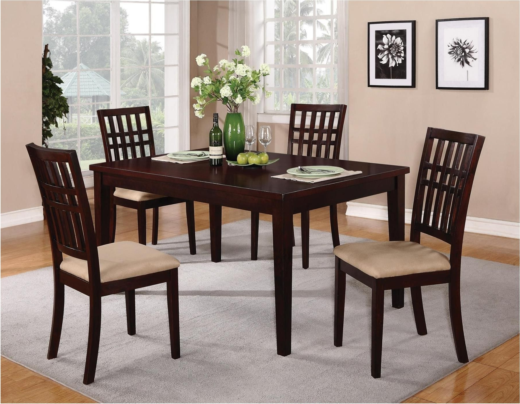 Newest Extraordinary Cheap Dining Room Tables Room Ideas – Cheap Dining For Cheap Dining Sets (Gallery 22 of 25)