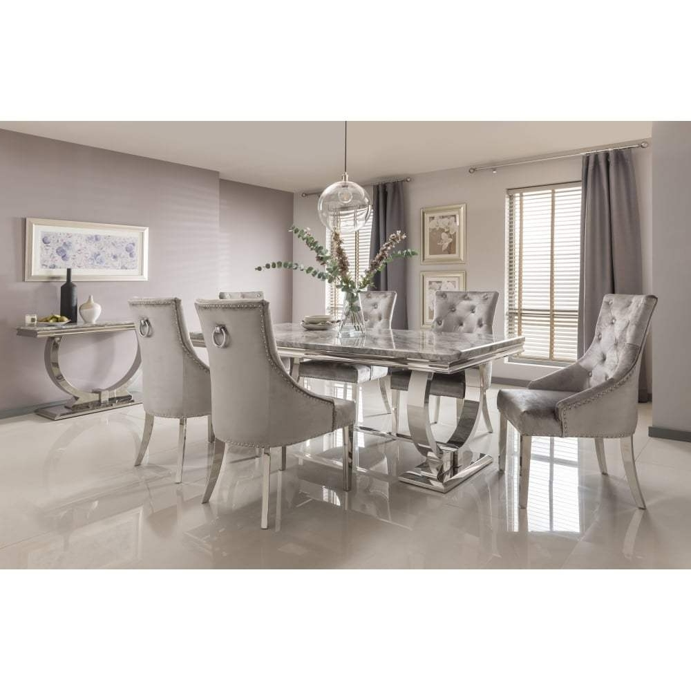 Newest Jaxon Grey 5 Piece Extension Counter Sets With Wood Stools with Dining Grey