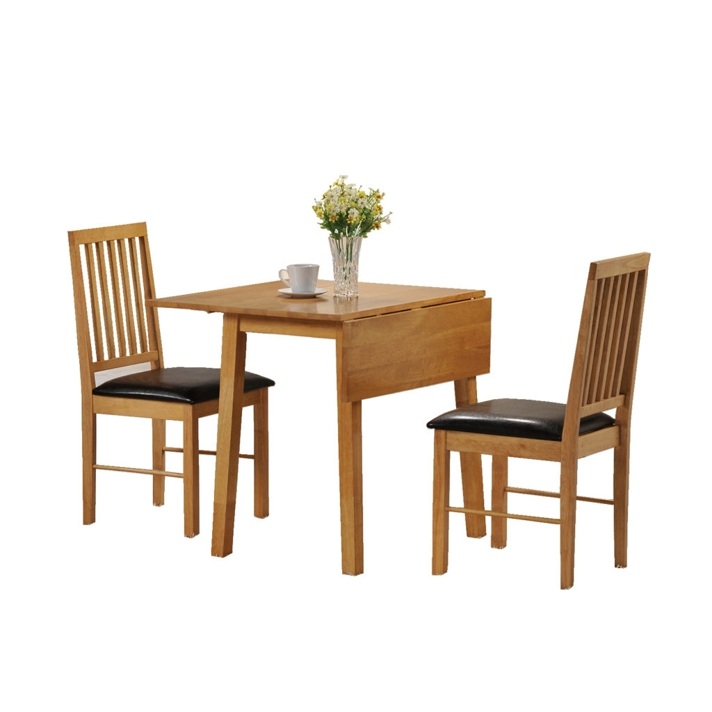 Newest Kitchen : Small Round Dining Table Kitchen Table Sets Folding Dining In Folding Dining Table And Chairs Sets (View 14 of 25)