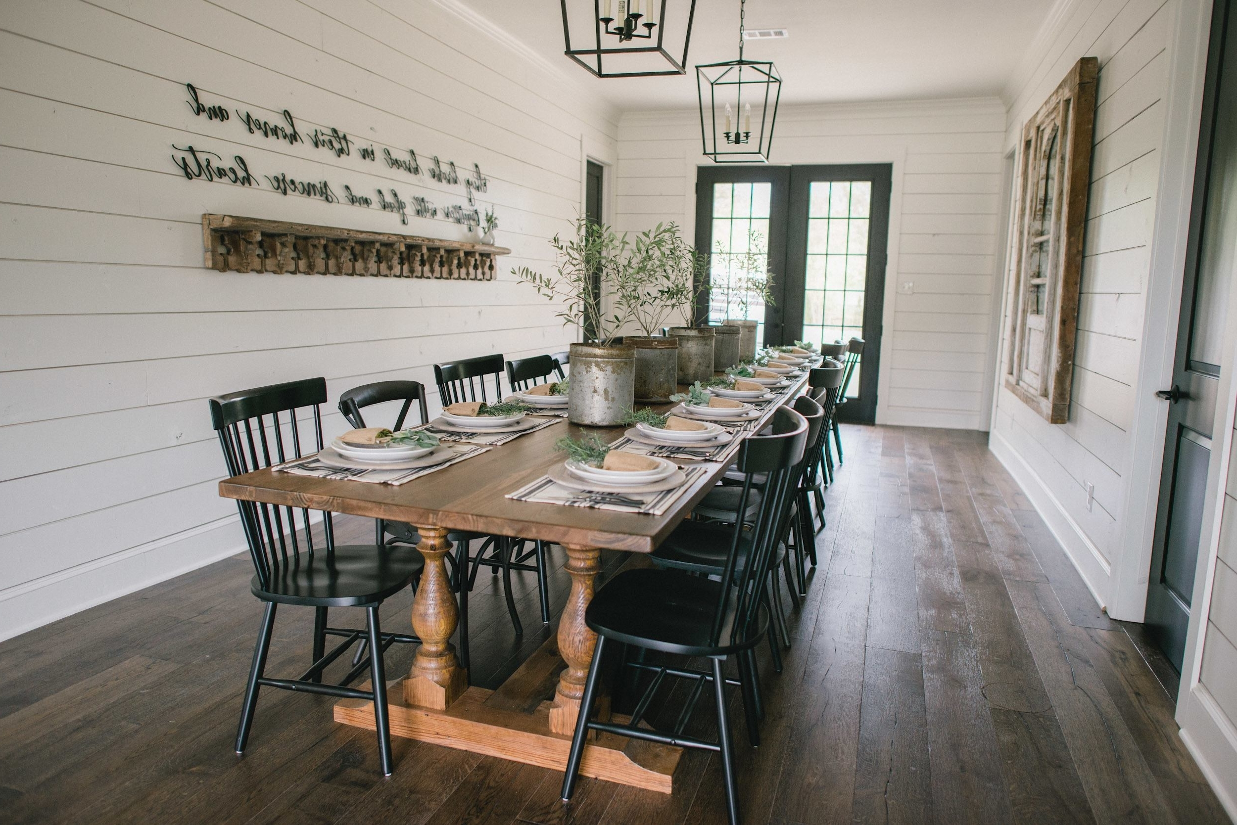 Newest Magnolia Home Prairie Dining Tables With Regard To The Definitive Ranking Of Joanna Gaines' Best 'fixer Upper' Homes (Gallery 21 of 25)