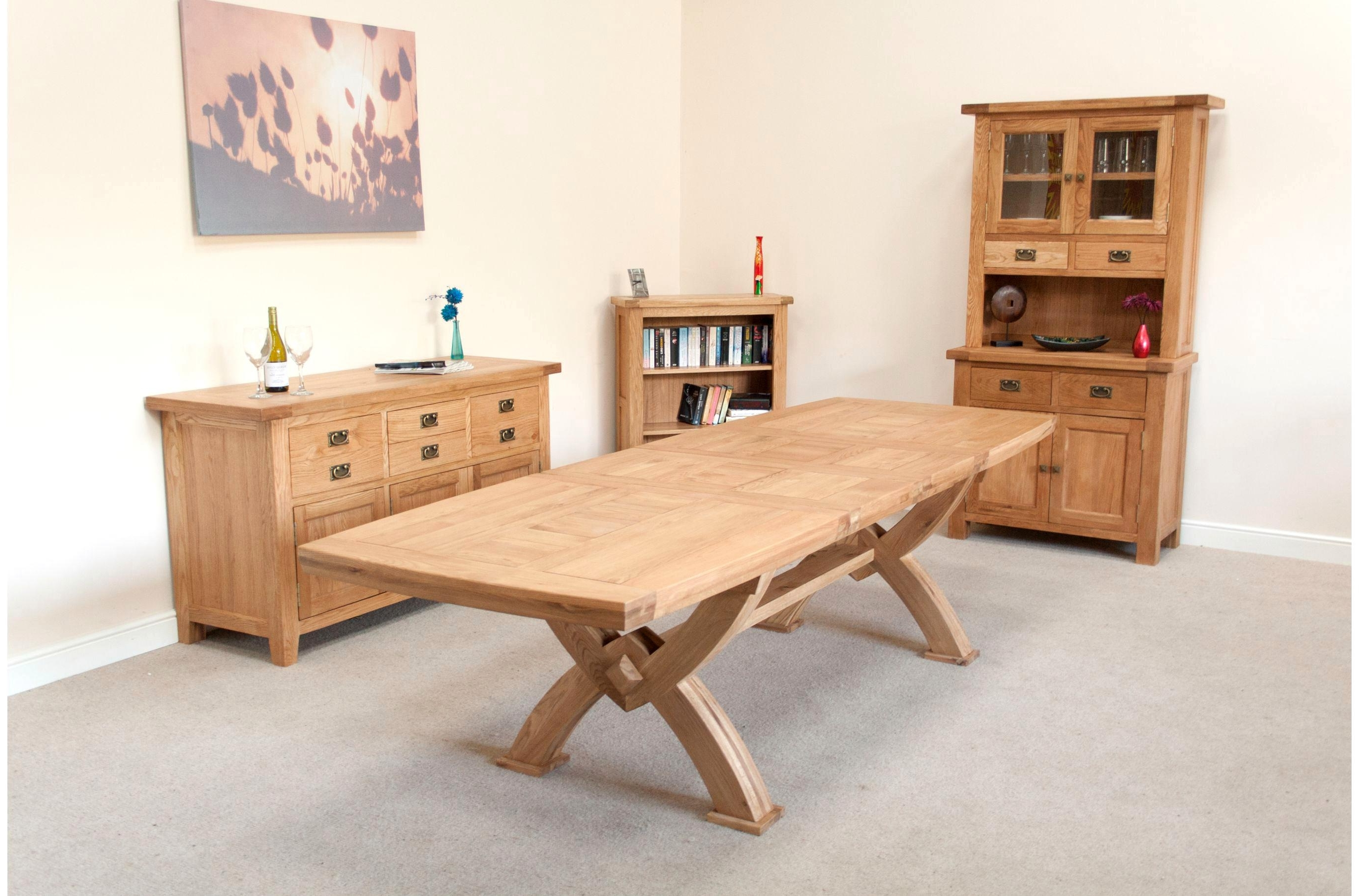 Newest Round Oak Extendable Dining Tables And Chairs With Adorable Oak Extending Dining Table Seater Oak Dining Table With (View 12 of 25)