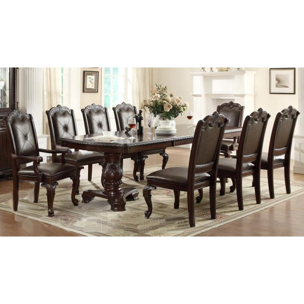 Newest Sheesham Dining Tables 8 Chairs Pertaining To Sheesham Dining Table 8 Chairs – Dining Tables Ideas (View 14 of 25)