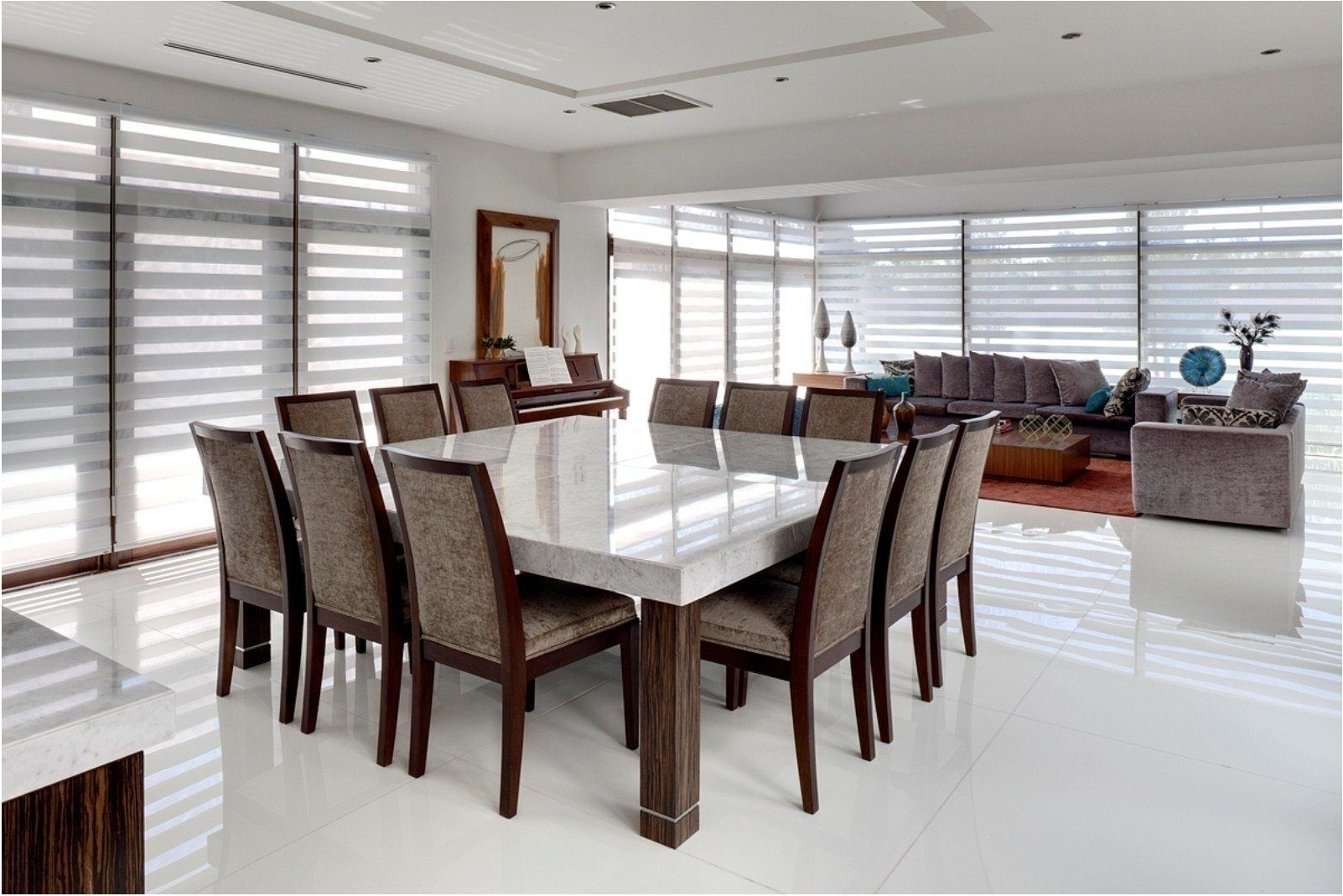 Nice Nice 10 Seater Dining Table Furniture – 10 Seater Dining Table With Regard To Favorite 10 Seater Dining Tables And Chairs (View 21 of 25)