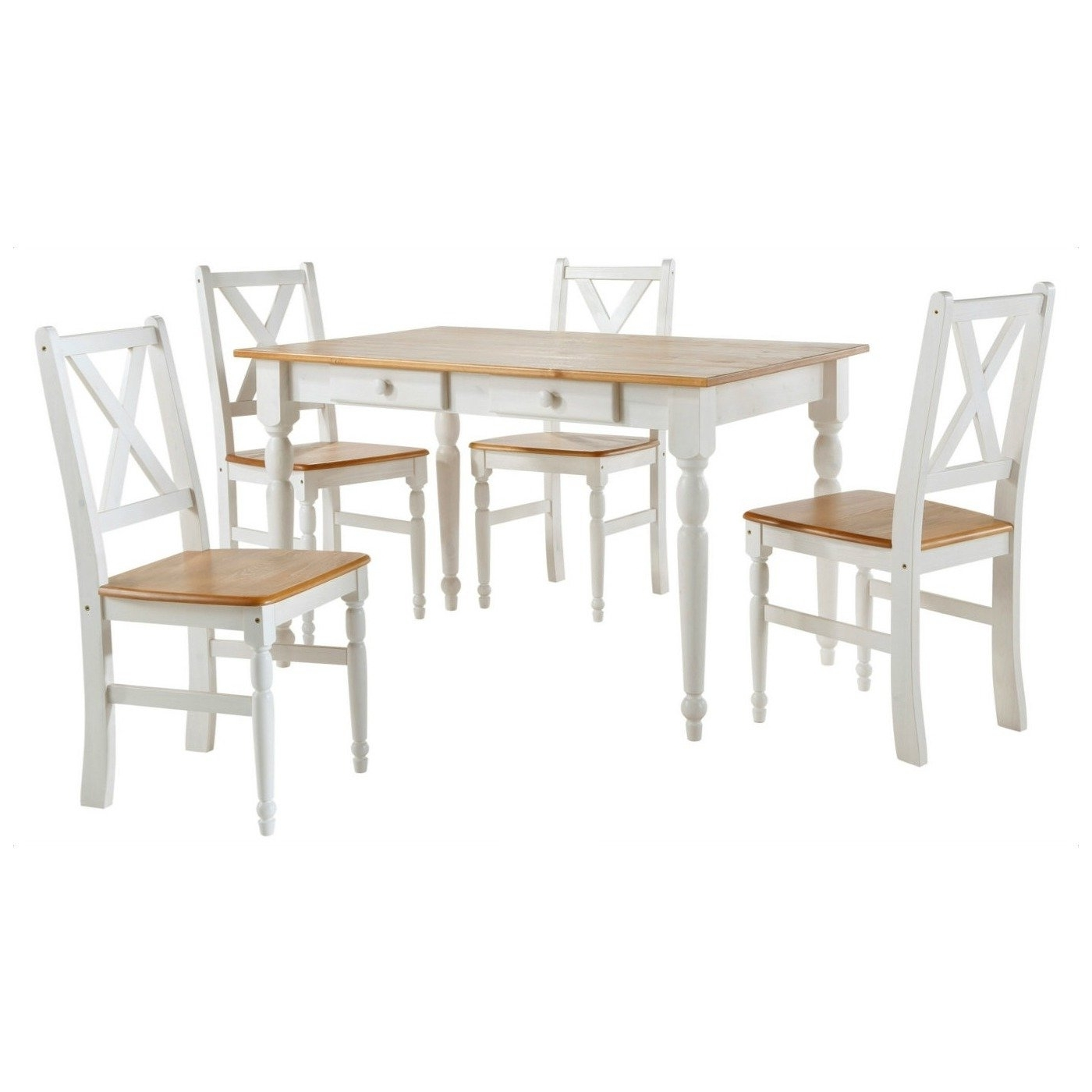 Noah Dining Tables For Newest Shop Scandinavian Lifestyle Noah Dining Table With Drawers – Free (View 6 of 25)