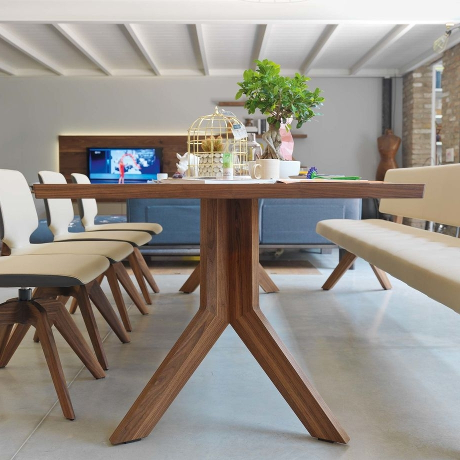 Featured Photo of Non Wood Dining Tables