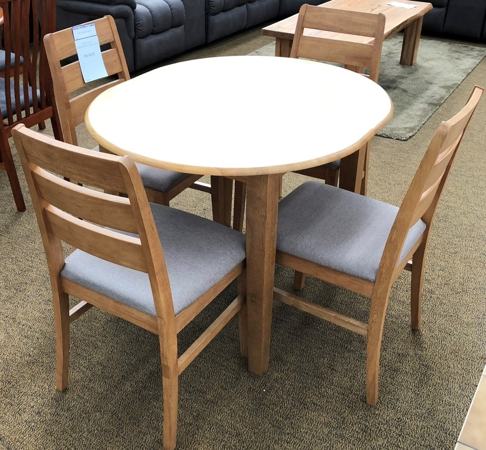 Oak Dining Suites For Widely Used Dining — Bennetts Furniture & Bedding (View 9 of 25)
