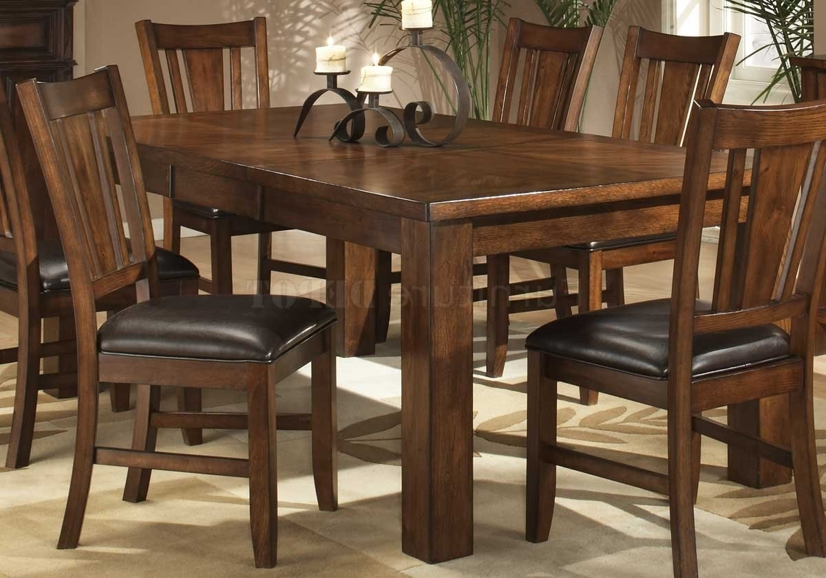 Oak Dining Tables Sets Inside Newest 30 Luxury Oak Wood Dining Table Sets – Welovedandelion (View 17 of 25)