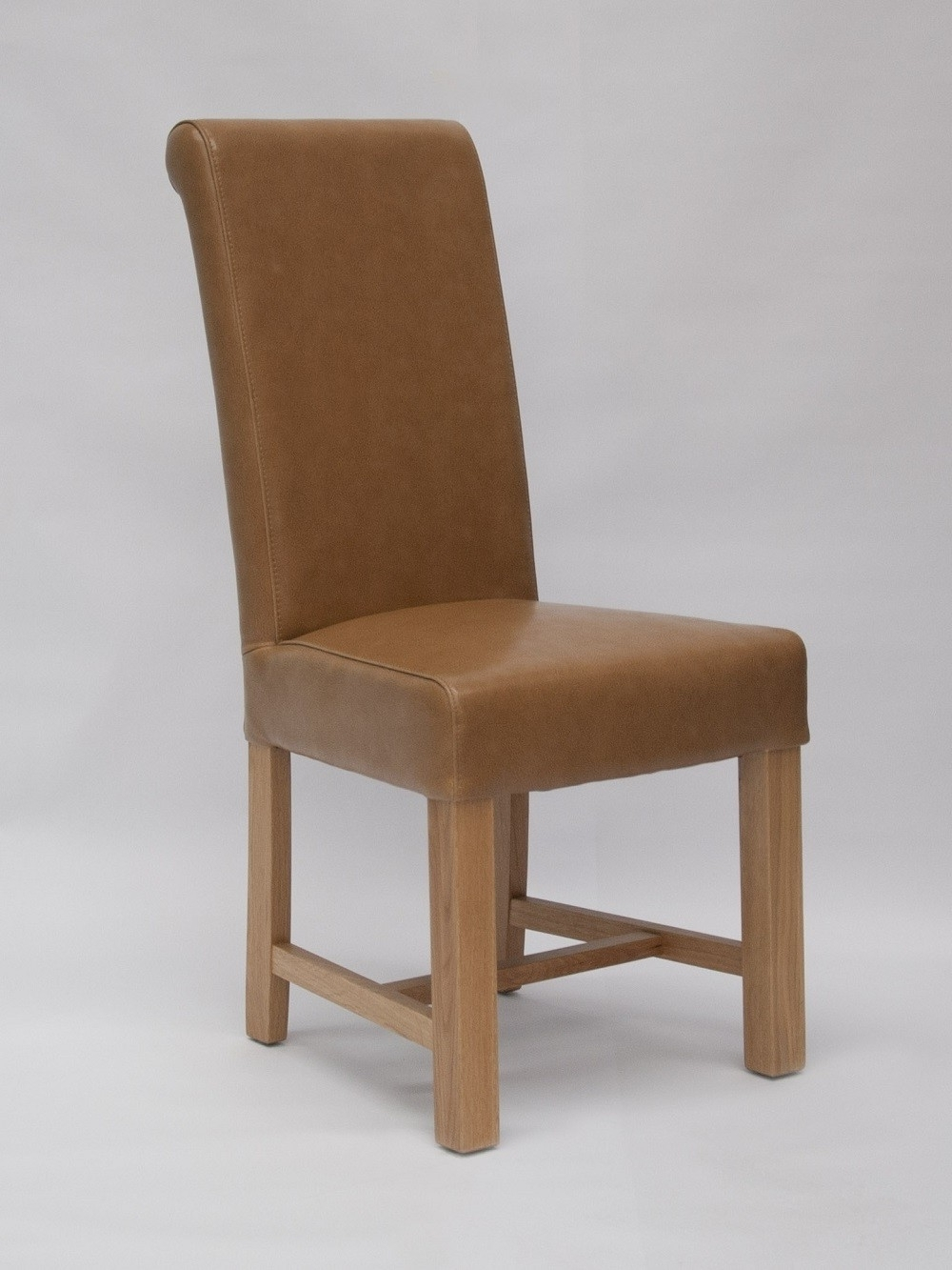 Oak Furniture Uk Within Oak Leather Dining Chairs (View 14 of 25)