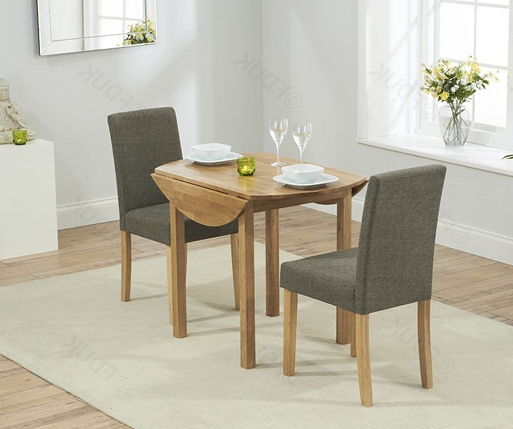 Oak Round Dining Tables And Chairs With Regard To Newest Mark Harris Promo (View 20 of 25)