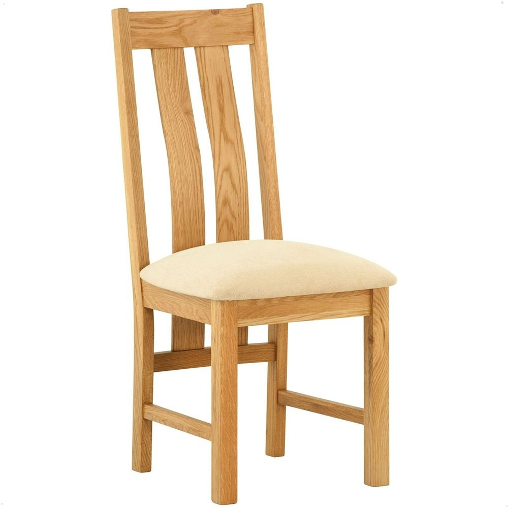 Oldrids & Downtown In Oak Dining Chairs (View 5 of 25)