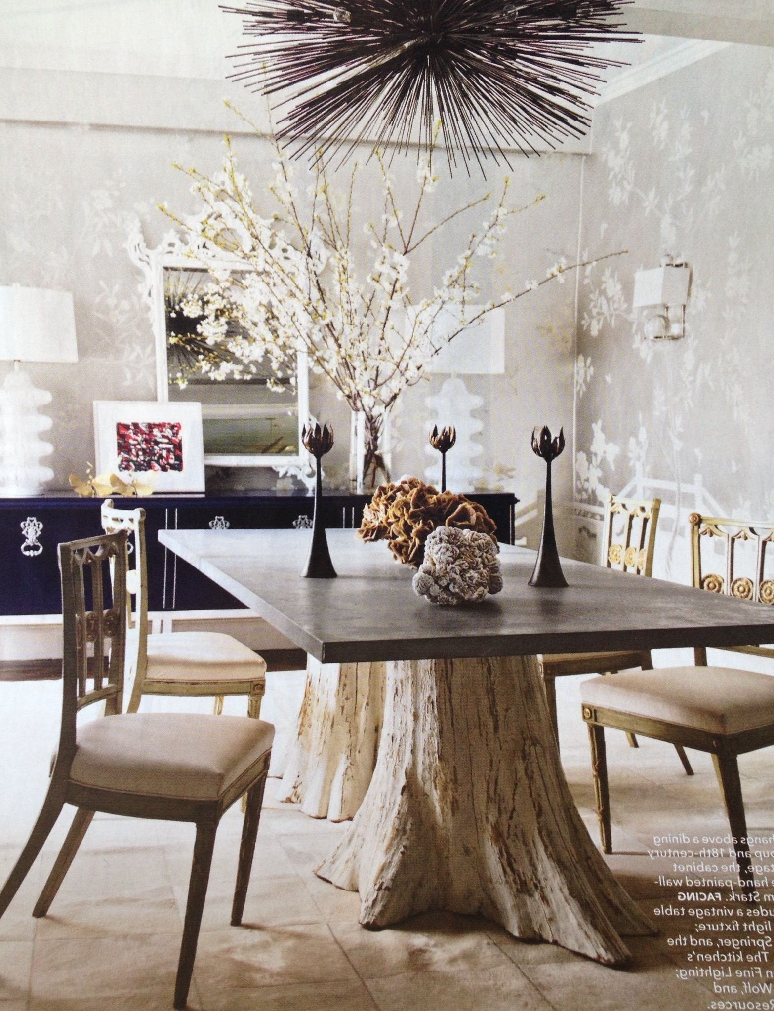 Featured Photo of Tree Dining Tables
