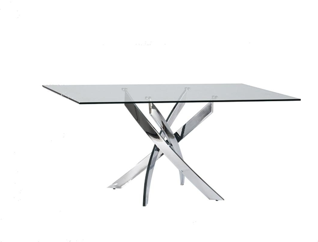 Orren Ellis Camron Modern Dining Table & Reviews (View 18 of 25)