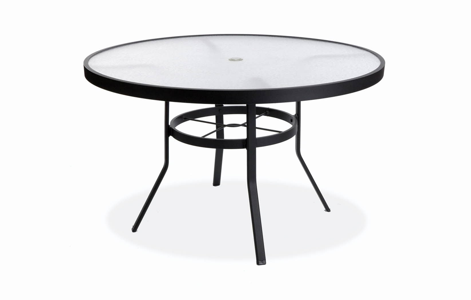Outdoor Acrylic Top Tables (View 17 of 25)