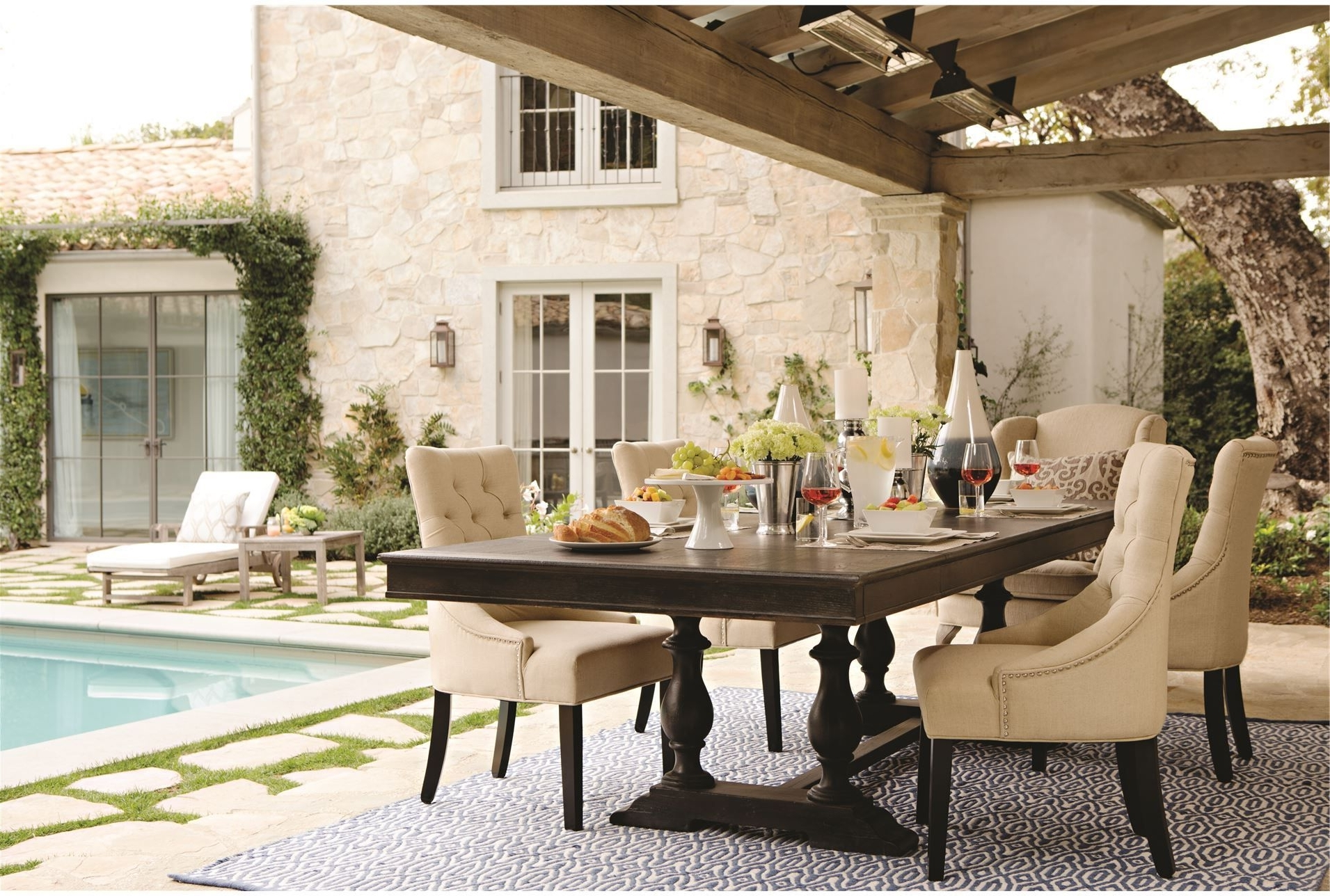 Outdoor Spaces, Living Spaces And (View 8 of 25)