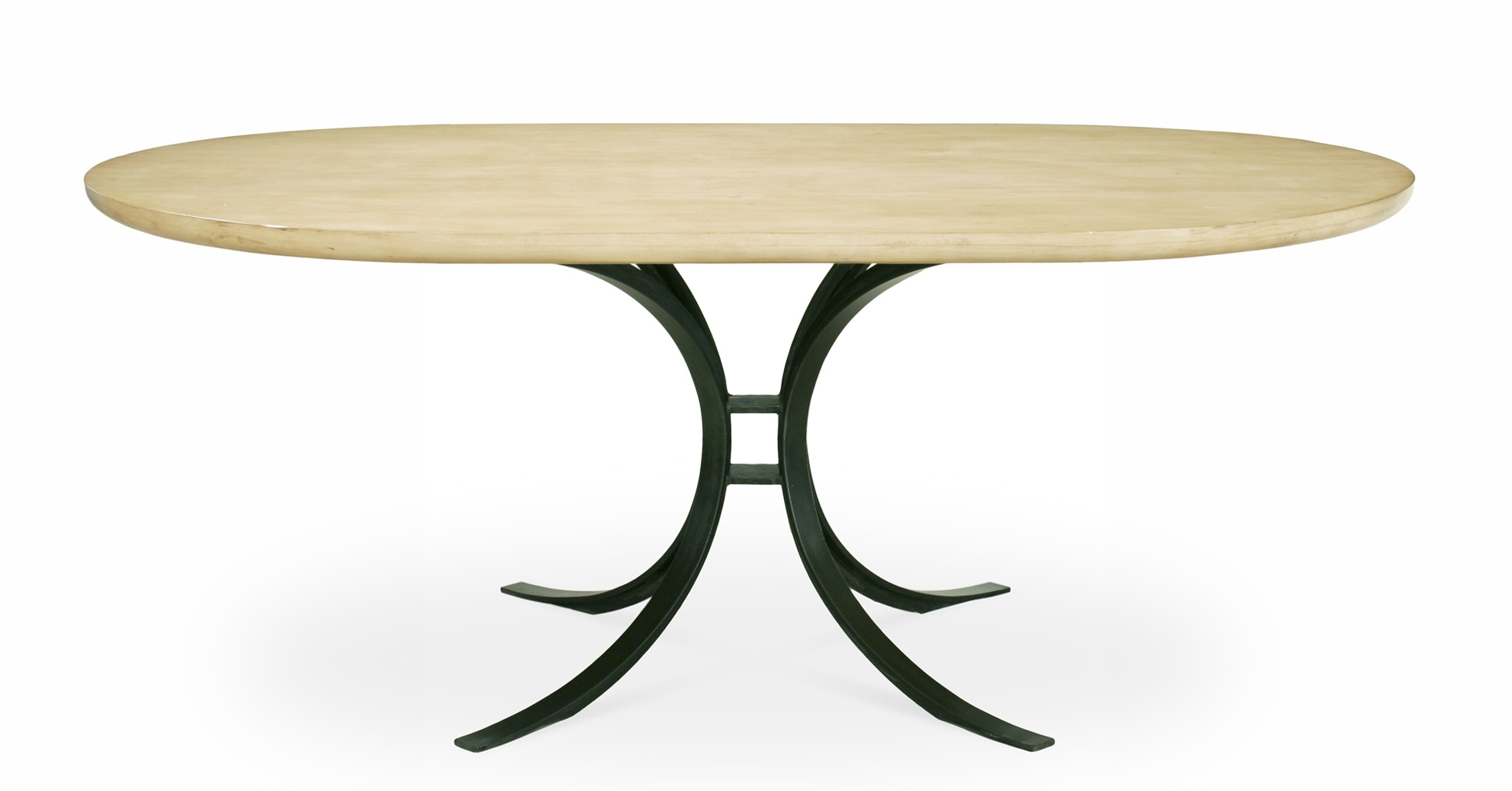 Oval Dining Tables For Sale Pertaining To Preferred Quincy Oval Dining Table For Sale – Cottage & Bungalow (View 8 of 25)