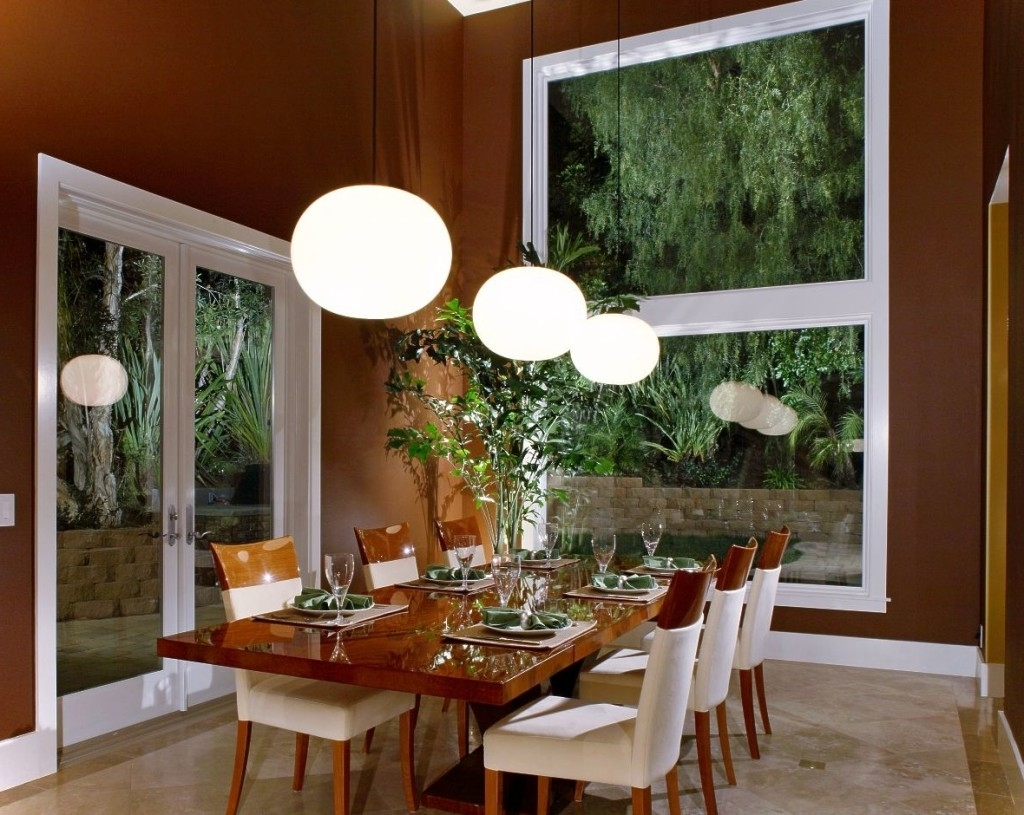 Over Dining Tables Lights Pertaining To Current Chandeliers For Dining Room Eye Catching Cool Dining Room Lights (View 13 of 25)