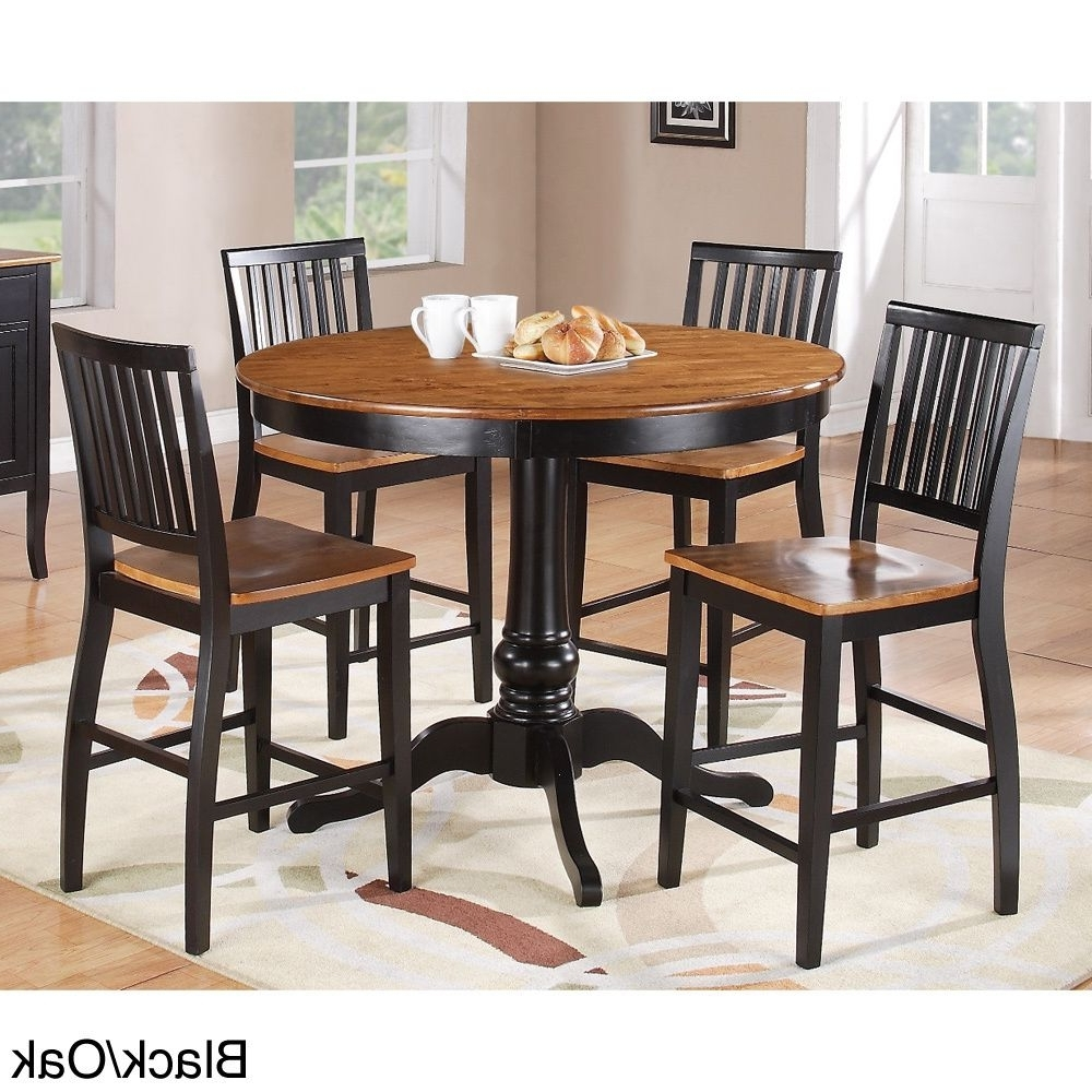 Overstock™ Shopping – Big Regarding Candice Ii 5 Piece Round Dining Sets (View 17 of 25)