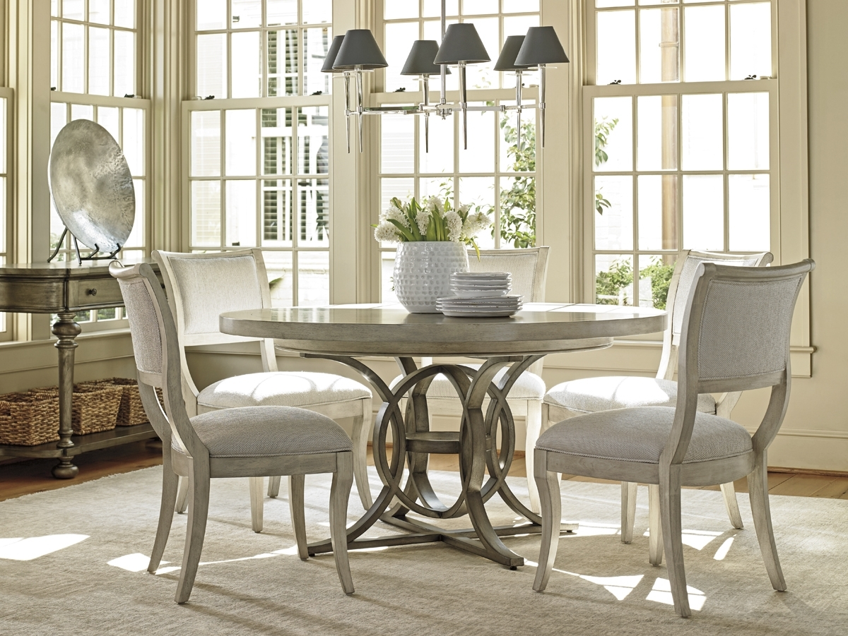 Oyster Bay Calerton Round Dining Table (View 13 of 25)