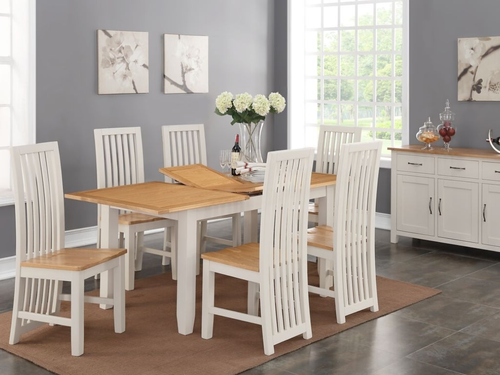 Painted Dining Tables Regarding Favorite Ellington Painted Dining Table – M (View 17 of 25)