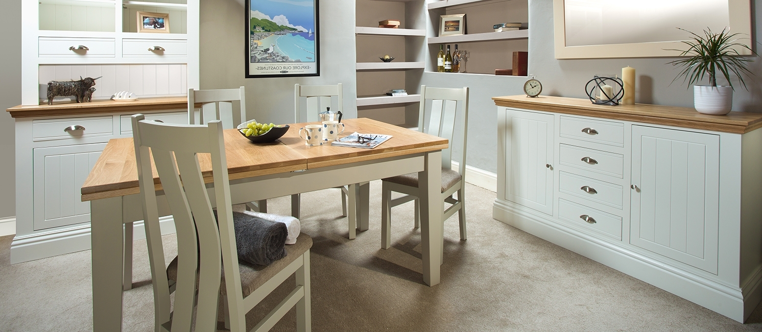Painted Dining Tables (Gallery 24 of 25)