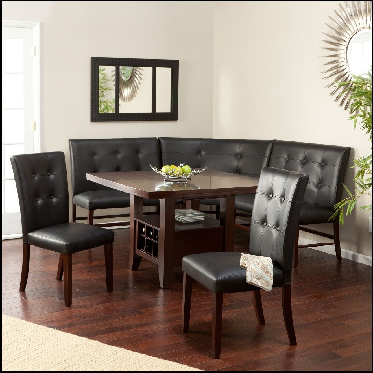 Palazzo 3 Piece Dining Table Sets Inside 2017 Modern Spectacular Marvelous Small Kitchen Dining Table Sets  (View 13 of 25)