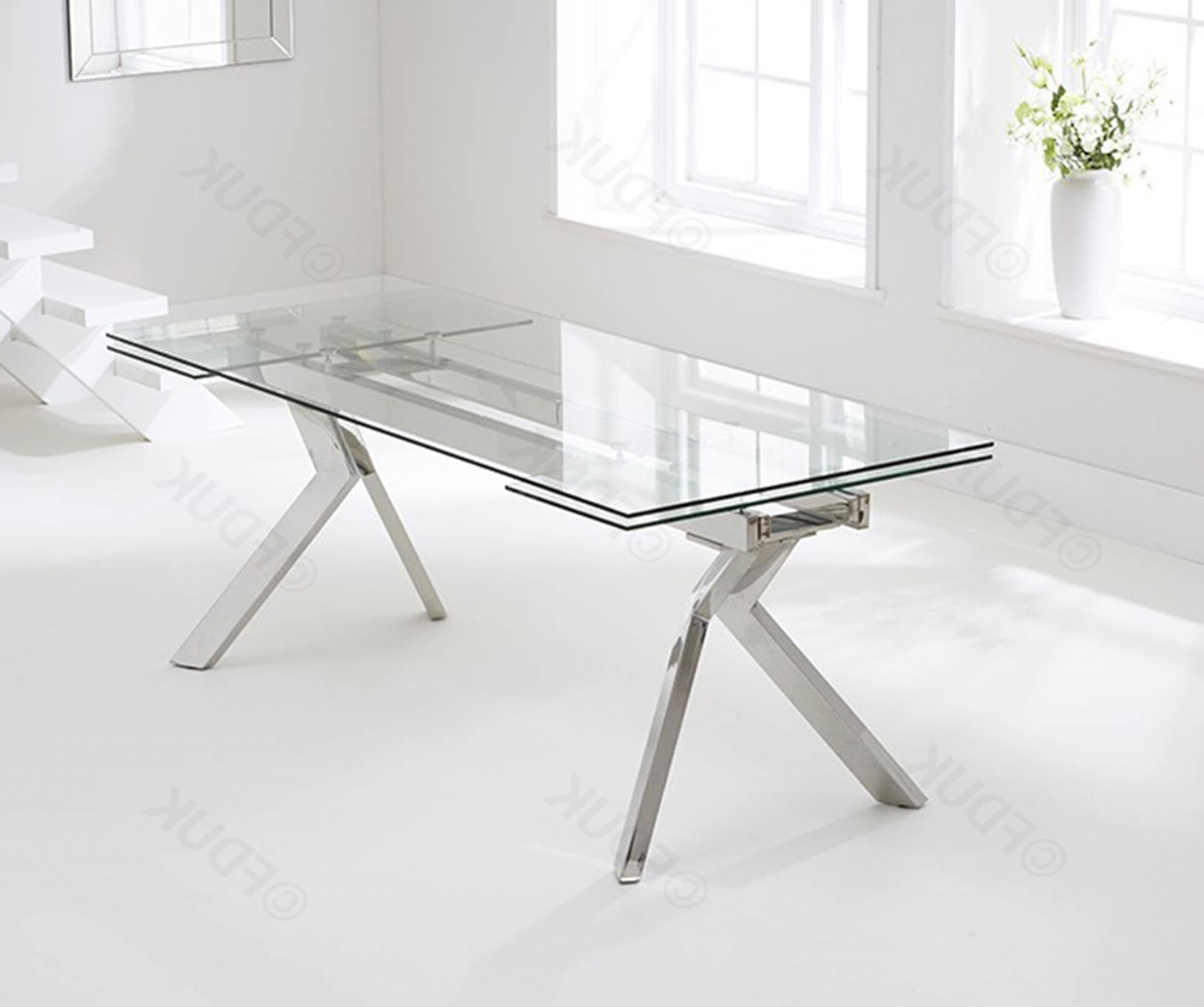 Palazzo Rectangle Dining Tables In Famous Mark Harris Palazzo (View 11 of 25)