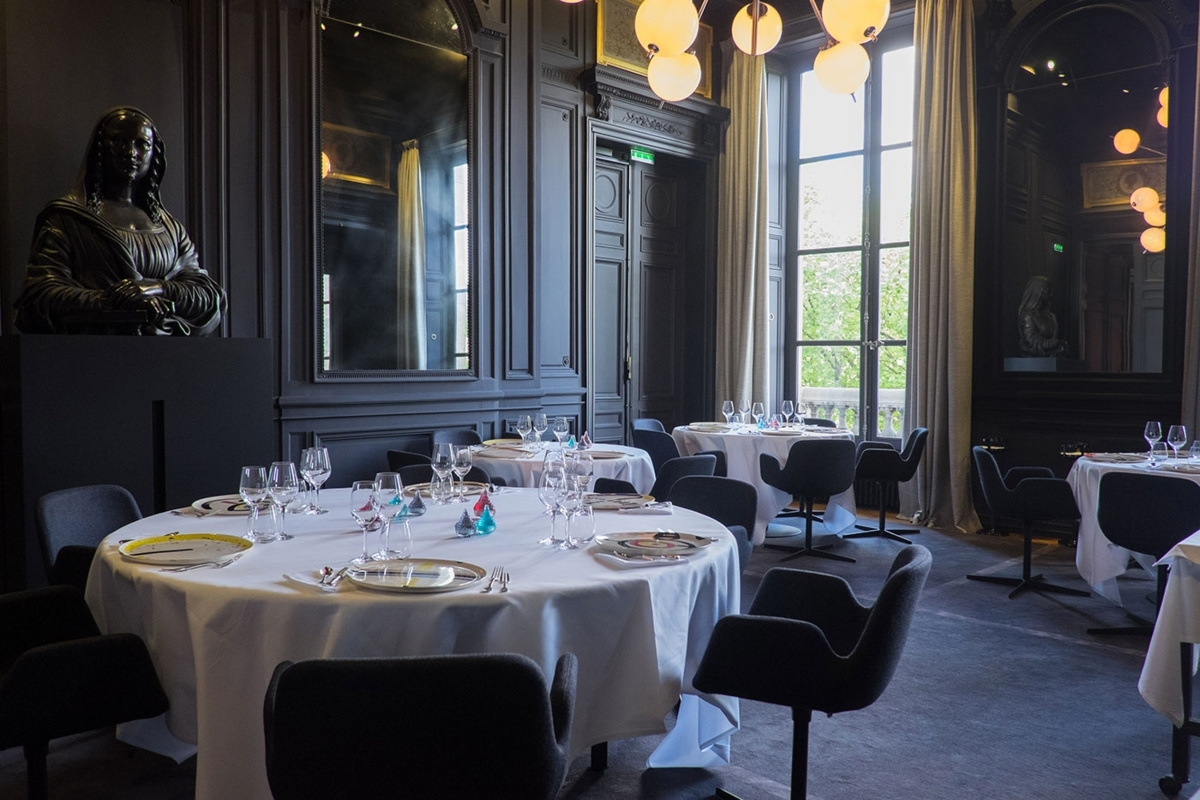 Paris Dining Tables Throughout 2017 The 38 Essential Paris Restaurants (Gallery 16 of 25)