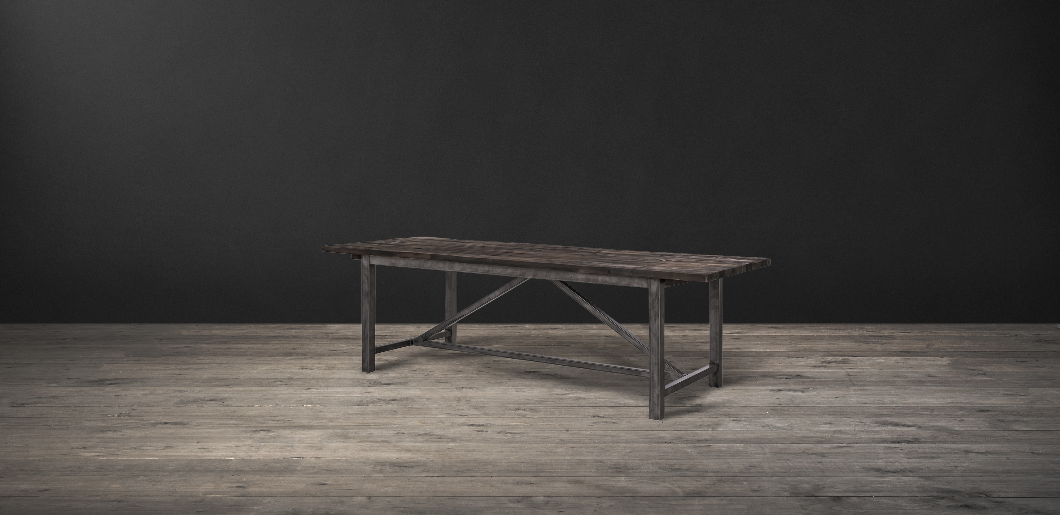 Parquet Dining Tables With Most Up To Date Dining Tables – Axel Parquet (View 11 of 25)