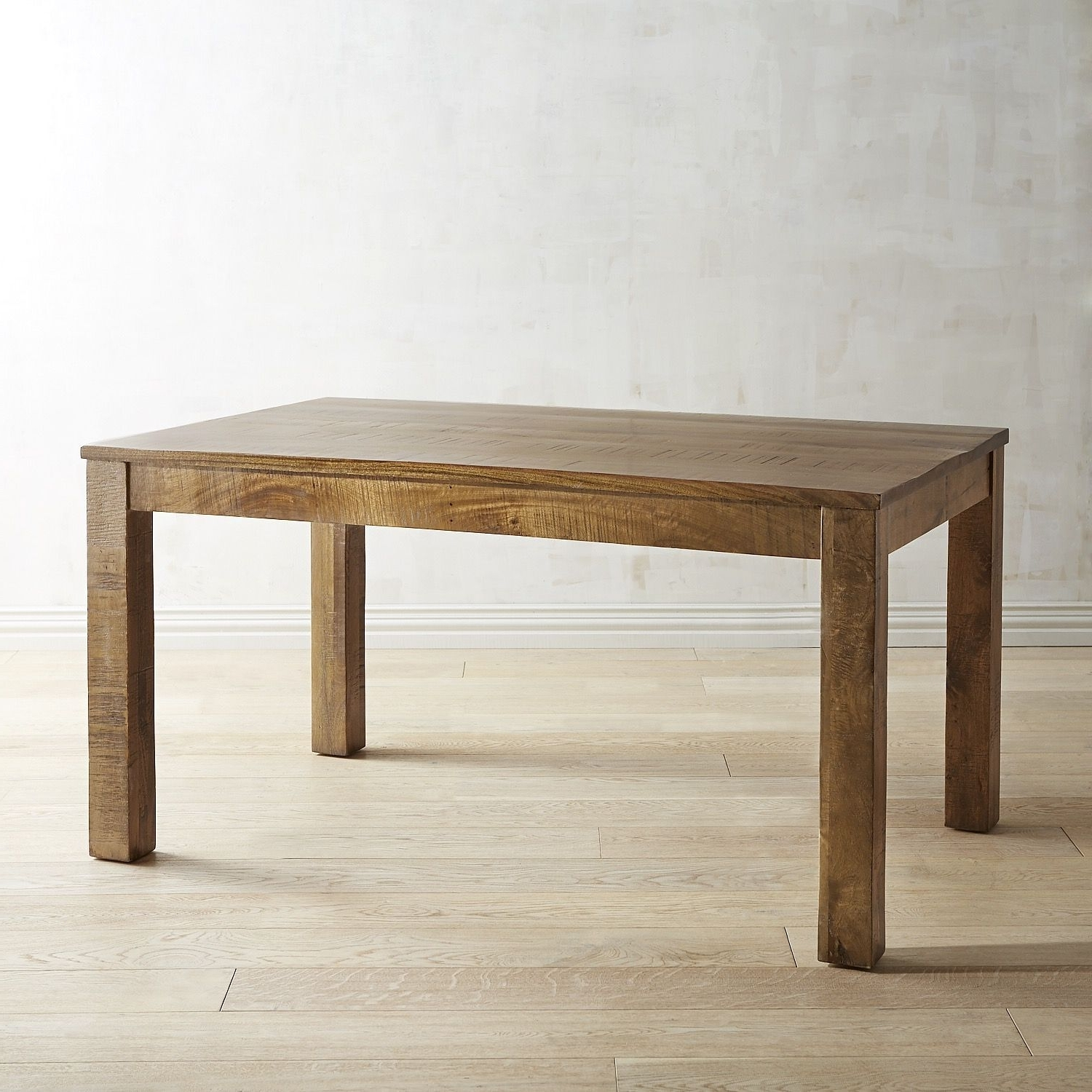 "Parsons 60"" Java Dining Table (View 6 of 25)"