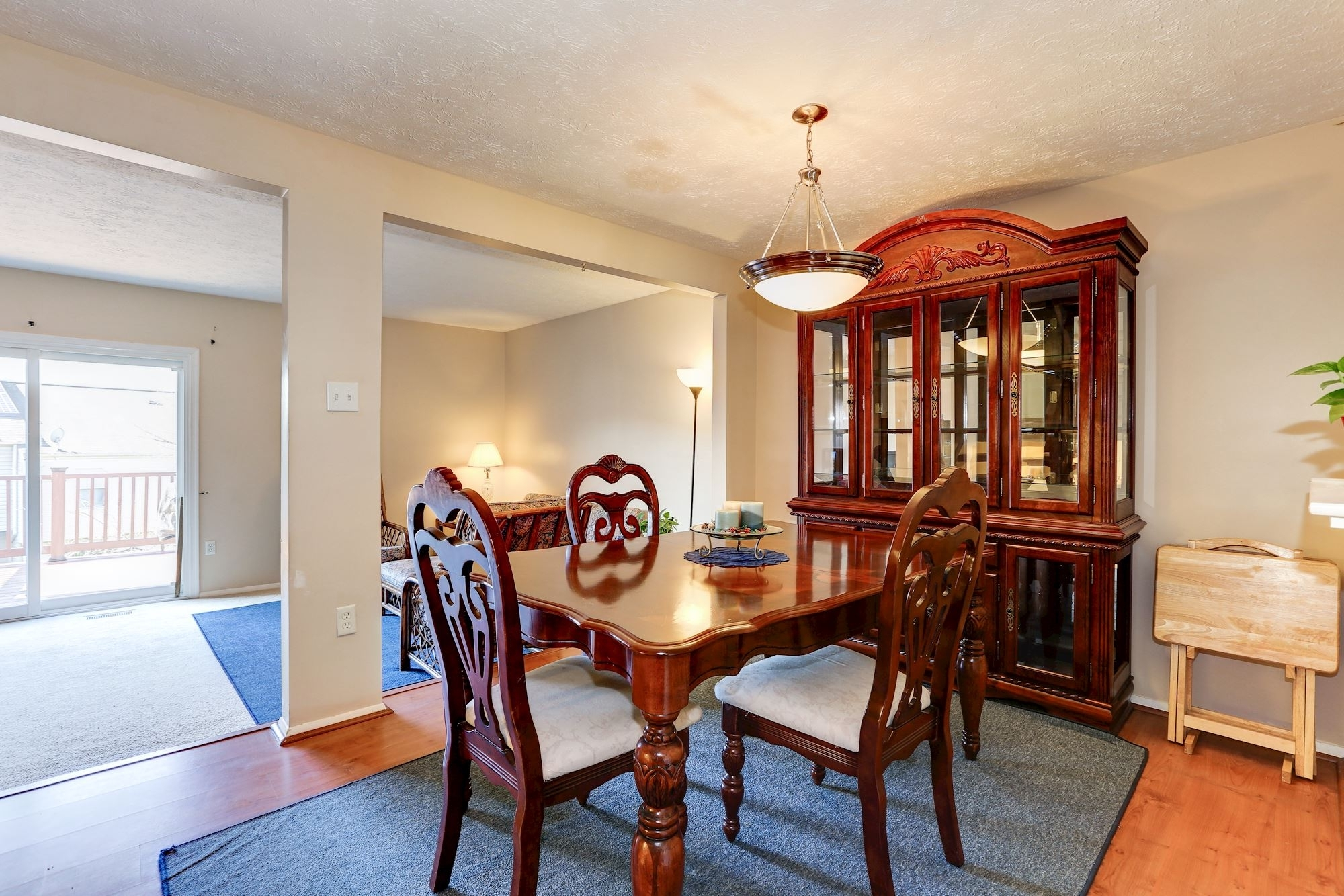 Partridge 6 Piece Dining Sets Regarding Widely Used Homevisit Virtual Tour: 19121 Partridge Wood Dr, Germantown, Md (View 21 of 25)