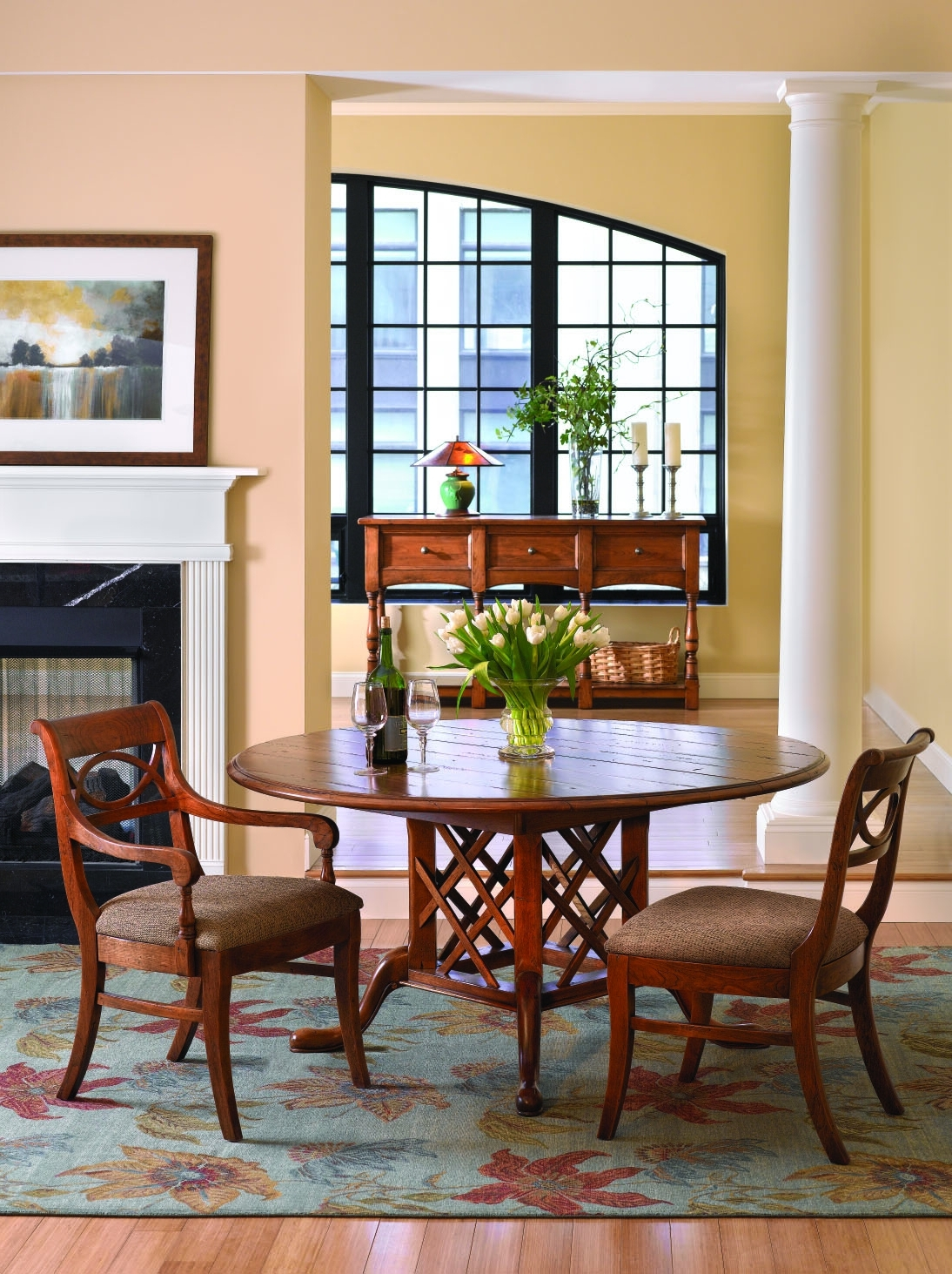 Patterson 6 Piece Dining Sets Intended For Current Patterson Furniture Company – Quality American Made Furniture For (Gallery 20 of 25)