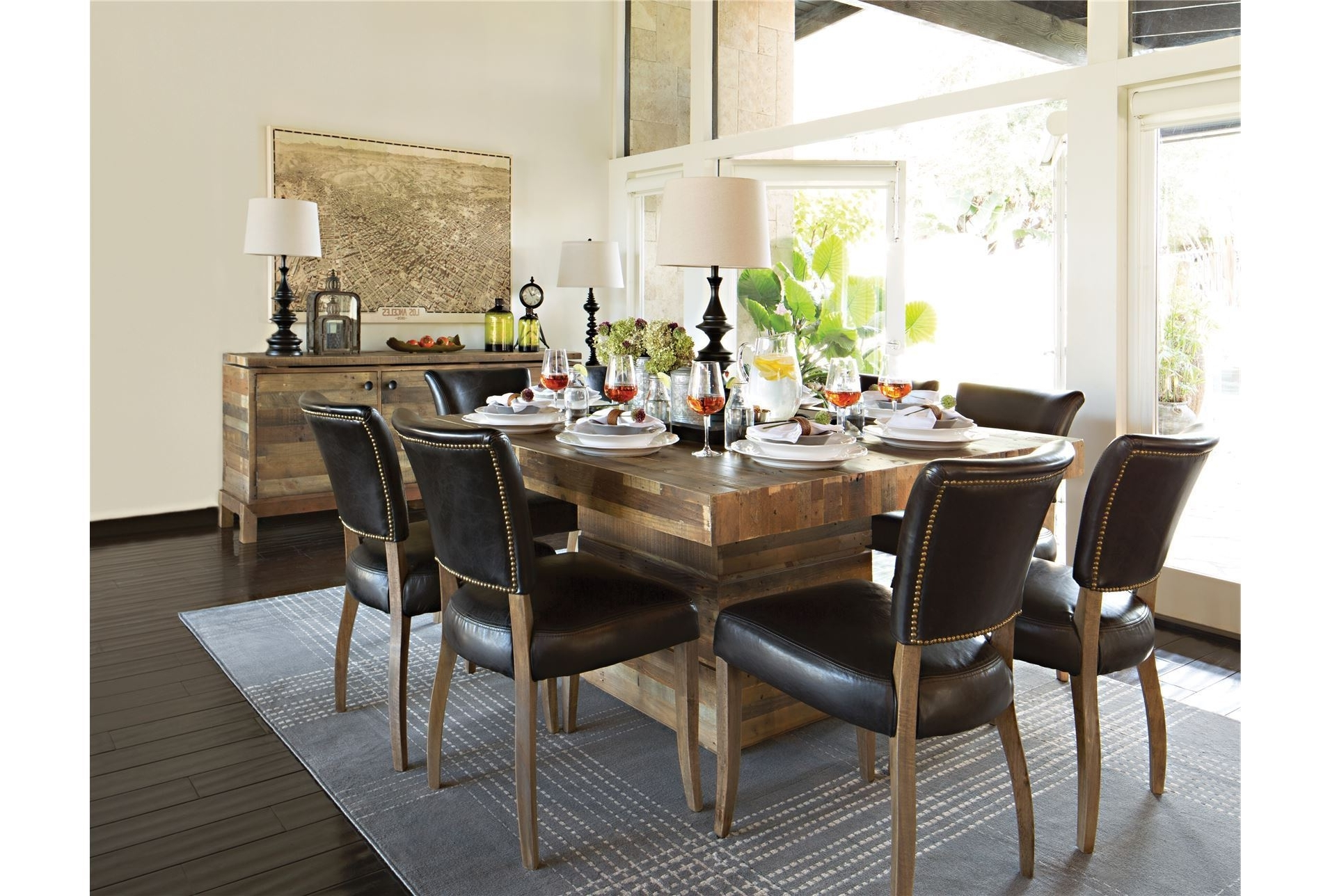 Pelennor Extension Dining Tables In Most Recently Released Living Spaces Dining Tables (View 20 of 25)