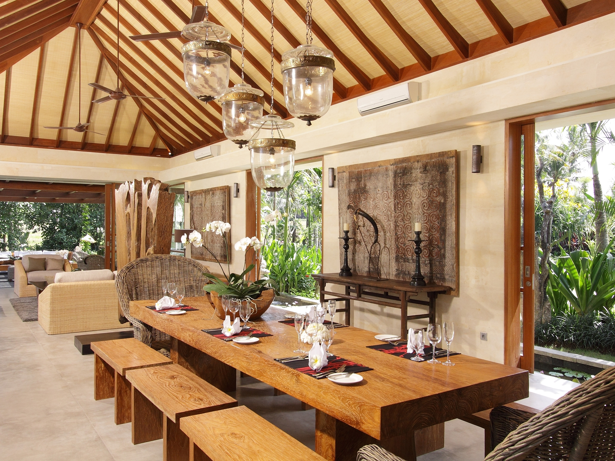 Pictures, Reviews, Availability For Trendy Bali Dining Sets (View 17 of 25)